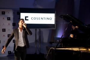 David Bisbal en Cosentino Miami 2